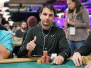 Enio Bozzano segue buscando um lugar na mesa final do torneio