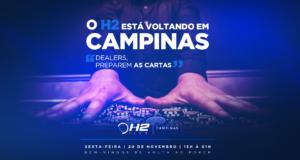 H2 Club Campinas reabre