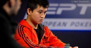 Kwan Lau conseguiu uma grande virada no heads-up