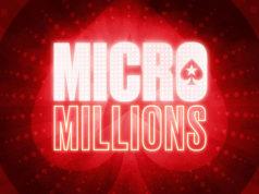 MicroMillions terá Main Event com garantido milionário