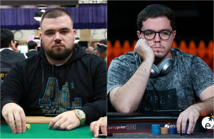 Pedro Padilha e Brunno Botteon caem em sequência no Main Event do Caribbean Poker Party Online
