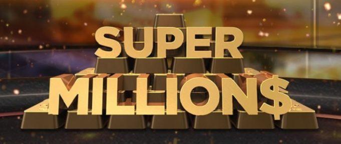 Super MILLION$ desta semana distribuiu US$ 3 milhões