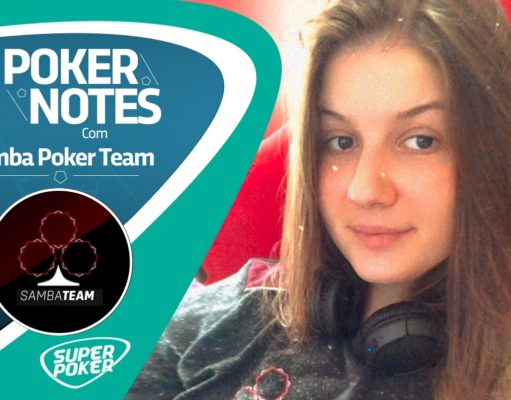 """""""A vida é feita de escolhas, eu escolhi o poker"""", por Luana Stakykoski"""