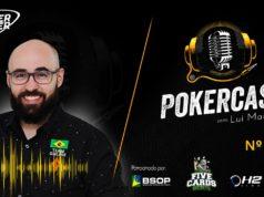 Lui Martins é o convidado no Pokercast 144