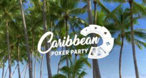 O partypoker fará um mega satélite para o Caribbean Poker Party Online neste domingo (15)