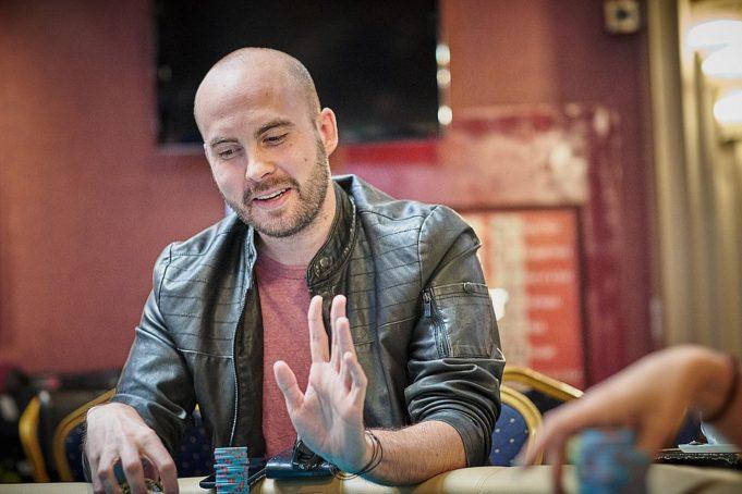 Hannes Speiser terminou no topo do pódio do Evento #5 do CPP Online
