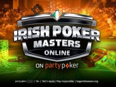 Irish Poker Masters vai agitar as mesas do partypoker a partir de sexta (4)