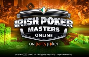 Irish Poker Masters vai agitar as mesas do partypoker a partir de sexta (4)