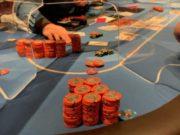 Andrew Neeme deu um hero fold nas mesas do Bellagio