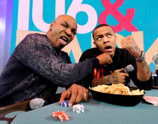 Mike Tyson, uma mansão milionária e um torneio de poker