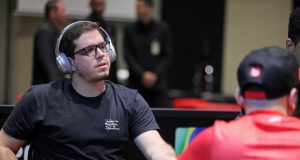 Brunno Botteon também alcançou o HU da WSOP Internacional