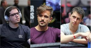 Brunno Botteon, Yuri Matins e Bruno Volkmann estão entre os dez melhores do ano em 2020