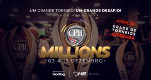 CPH começa na quinta-feira no H2 Club São Paulo