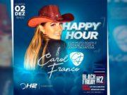"""""""Happy Hour H2"""" promete agitar o H2 Club Campinas"""