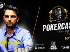 Enio Bozzano é o convidado do Pokercast 147