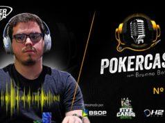Brunno Botteon é o convidado do 148º episódio do Pokercast