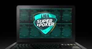 A segunda-feira (30) da Liga SuperPoker teve grandes disputas