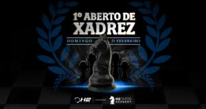 H2 Club Campinas realizará 1º Aberto de Xadrez