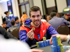 Dalton Hobold alcançou mais uma decisão em uma série do PokerStars