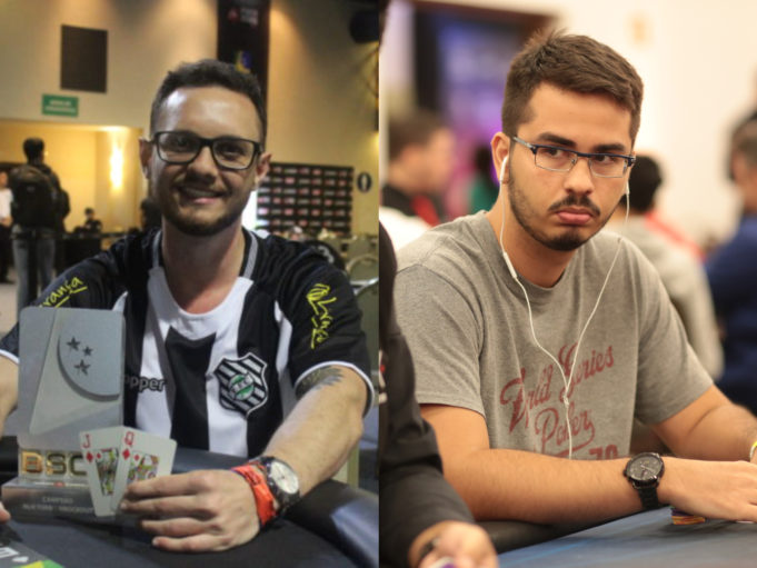 Fellipe Drapichinski e Ivan Limeira forraram pesado no PokerStars
