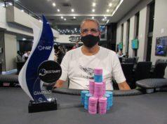 Luís Portuga foi campeão do Restart no H2 Club São Paulo