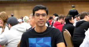 Pablo Brito foi o primeiro eliminado da decisão