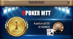 """""""Azeitona555"""" venceu a principal competição da quinta (14) na Liga Online H2 Brasil"""