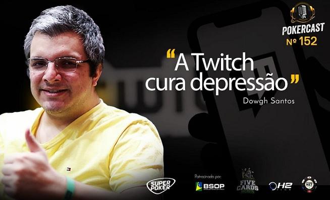 Douglas Ferreira falou sobre sua relação com a Twitch