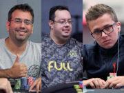 André Sá, Geraldo Cesar e Thales Koppe estão entre os classificados no Sunday Million