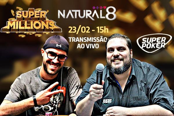 Victor Marques e Mateus Lessa estarão na transmissão e torcida por Yuri Martins