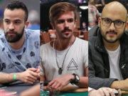 Ramon Kropmanns, Yuri Martins e Diego Bittar buscam uma forra de sete dígitos