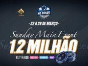 Sunday Main Event é a nova atração da Liga Online H2 Brasil no UPoker