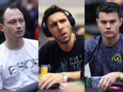 Leocir Carneiro, Caio Pessgano e Gustavo Mastelotto estão entre os dez maiores stacks do Main Event do BSOP Online