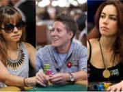 Annette Obrestad, Vanessa Selbst e Liv Boeree são três das melhores jogadoras da história