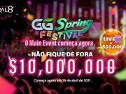 Main Event de US$ 10 milhões do GGSF fica ainda mais interessante no Natural8