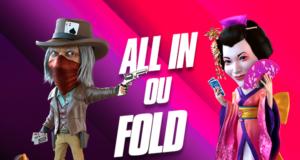 All In ou Fold chega para agitar as mesas do PokerBROS