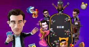 PokerBROS aumentou a variedade de itens para os gerentes incluírem em seus clubes