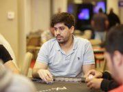Douglas Lopes alcançou a segunda mesa final consecutiva no GGSF