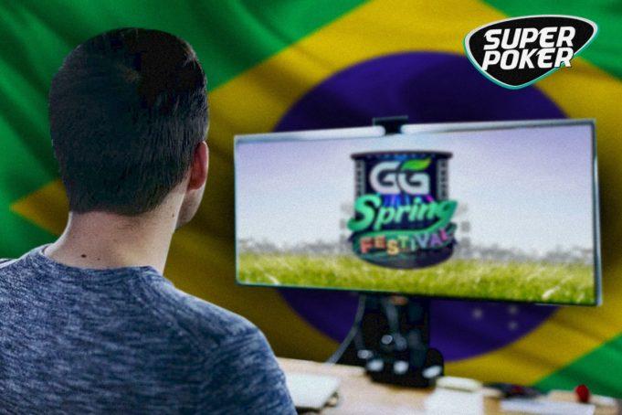Os brasileiros terminaram o sábado do GGSF com bons resultados