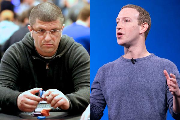 Leon Tsoukernik afirmou negligência do Facebook em relação ao King's Casino
