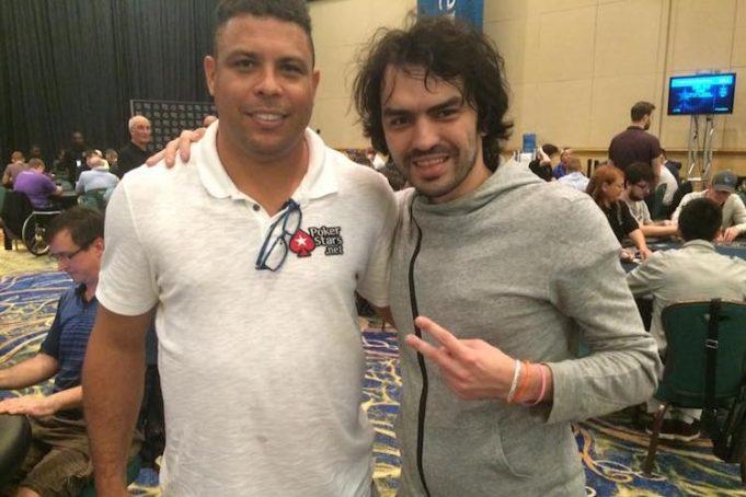 Riyat Lyapin já encontrou Ronaldo e agora busca uma glória inédita no PokerStars