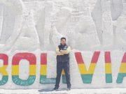 Rodrigo Diaz colocou a Bolívia novamente no topo no SCOOP