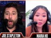 Joe Stapleton e Maria Ho ficaram surpresos com a decisão