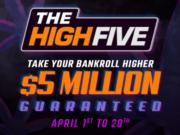 The High Five definirá o ME milionário neste domingo após problemas técnicos