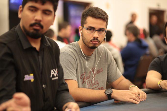 Ivan Limeira foi mais um brasileiro que conquistou um título nesta terça-feira na WSOPC Series