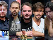 Craques brasileiros estão no Dia 3 do WPT Online