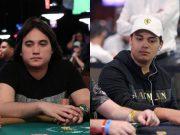 Dante Goya e Belarmino Souza fizeram mesa final no torneio