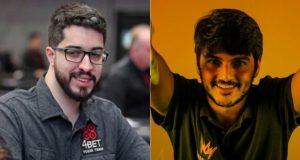 Eder Campana e Guilherme Ramos conquistaram importantes resultados na WSOPC Series