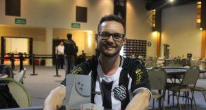 Fellipe Drapichinski conquistou o primeiro título nesta edição da WSOPC Series