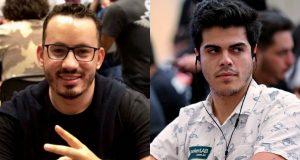 Jefferson Medeiros e Lucas Frazão trouxeram mais títulos para o Brasil na WSOPC Series